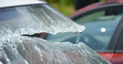 Összeütközött két autó Nemesvámoson