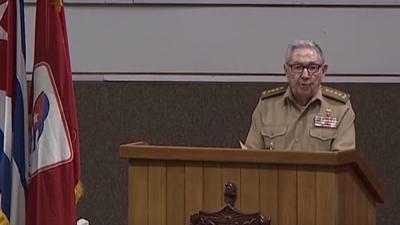 """""""Éljen a szabad Kuba, éljen Fidel"""" – Raúl Castro búcsúbeszéde"""