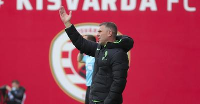NB I: Meg kell kérdeznem a fiúkat, hogy le akarják-e zárni a szezont – Rebrov