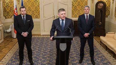 A szlovák szélsőjobb vezére szerint a magyarok lenyúlták az orosz vakcinát