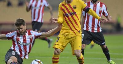 Király-kupa: Athletic Bilbao–Barcelona döntő élőben az NSO-n!