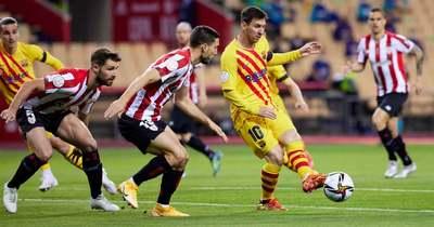Messi visszaforgatta az idő kerekét, hengerelt a Barcelona