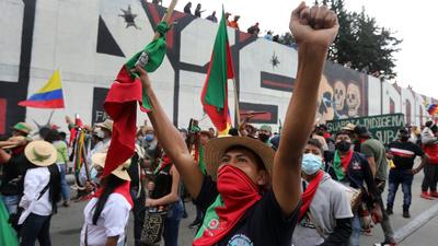 Több gerillával végzett a kolumbiai hadsereg