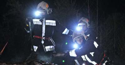 Kórházba került a leégett madarasi házban élő férfi