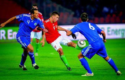 Mesék nagy gólokról: Szalai Ádám San Marino ellen