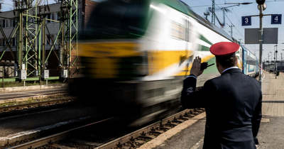 A MÁV a Balatonnál a pandémia előtti utasforgalomra számít a nyáron