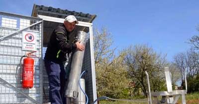 Készenlétben a generátorok: elindult a somogyi jégelhárítás