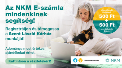 A környezetbarát NKM E-számla mindenkinek segítség (x)