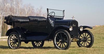Minél többet gyártottak belőle, annál olcsóbb lett - Ford T-modell Touring (1921) veteránteszt