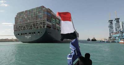 Az Aldi is hiába várja a Szuezi-csatornában rekedt árut