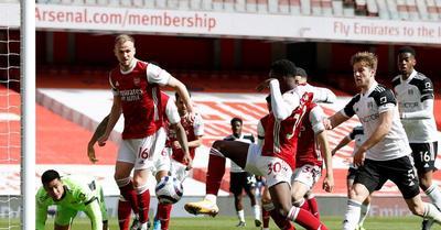 PL: a 97. percben egyenlített az Arsenal a Fulham ellen