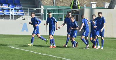 Gyors gólváltás után kevés izgalom a Szolnoki MÁV meccsén
