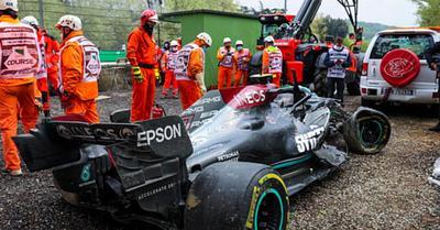F1: nincs egyetértés Bottas és Russell között, Wolff a lefokozást is szóba hozta