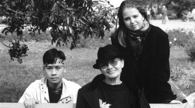 Hazajött vietnami fia Törőcsik Marihoz – Megismerhette unokáját a színésznő