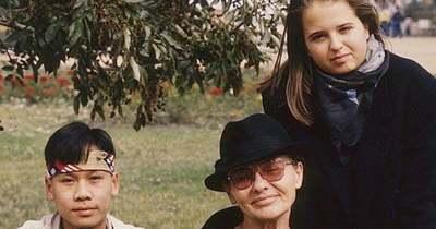 Titokban költözött haza Vietnámból Törőcsik Mari fia