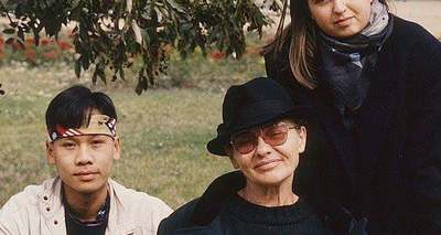 Hazajött vietnami fia Törőcsik Marihoz, Son Velemben telepedett le