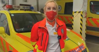Ő a különös hívást fogadó csabai mentőtiszt