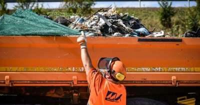 Összegyűjtötték az utak mellől a hulladékot