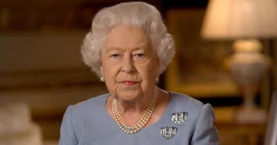 Maga alá temeti a gyász Erzsébet királynőt, egyedül fogja tölteni a születésnapját