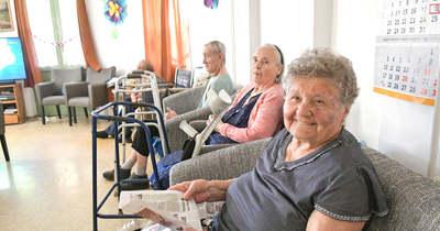 Az egyik legidősebb lakosságú megyének számítunk