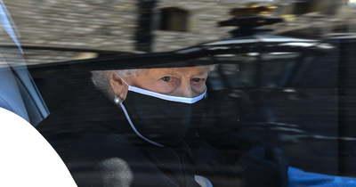 Megszólalt a szakértő: Így viselkedett Fülöp herceg temetésén II. Erzsébet