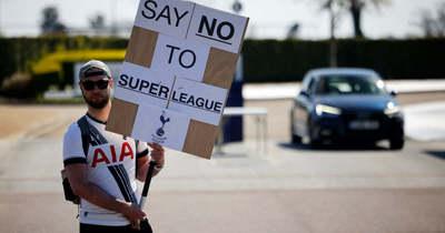Komoly feltétel árán fogadta el az UEFA a szuperliga-tervet