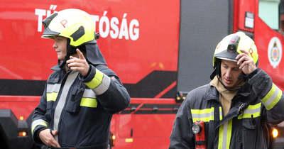 Mentő, rendőrautó és tűzoltó érkezett, ez volt az oka…