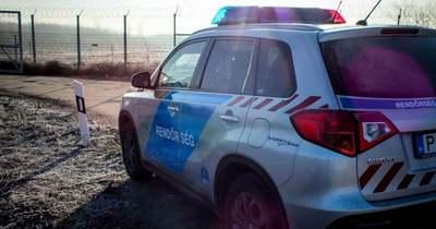 Megyénkben harminchat határsértőt tartóztattak fel a rendőrök