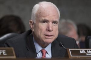 Agresszív agydaganata van John McCain amerikai szenátornak
