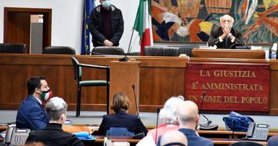 Csatatérré vált az olasz bíróság Matteo Salvini miatt