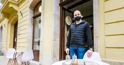 A túlélésért küzdenek az éttermek – több helyen csak menü, rövidített étlap várja a vendégeket – győri és soproni körkép