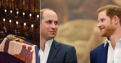 Lelepleződött Károly herceg titka, ezt tervelte ki a temetésen – Videó!