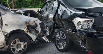 Három autó ütközött össze Békéscsabán