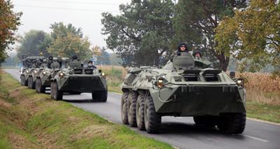Nemzetközi hadgyakorlat zajlik Magyarországon