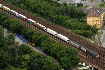 Hatalmas tehervasútvonal-fejlesztések indulnak Magyarországon