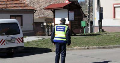 Házaspár esett neki a közterület-felügyelőknek Szigetváron