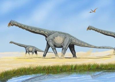 Ismeretlen dinoszauruszfaj maradványaira leletek a sivatagban