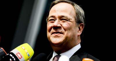 Armin Laschetet szavazta meg a CDU kancellárjelöltjének