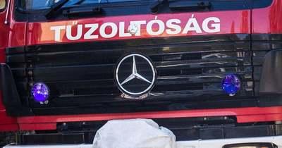 Busz és személygépkocsi ütközött Nagykanizsán