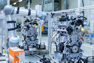 Van egy nagyon különleges robotja a győri Audinak, ki nem találná, mi a feladata