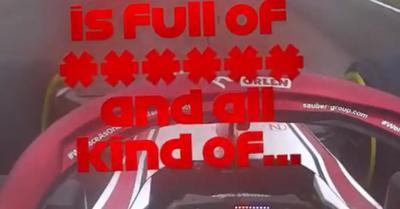 F1: így reagált Räikkönen az imolai balesetre – videó