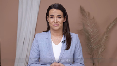 Novák Katalin: Több, mint ezer család kapott otthonfelújítási támogatást