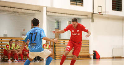 Az élre ugrott a Nagykanizsai Futsal Club NB II.-es csapata