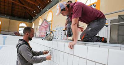 Vízi élménypark várja majd a gyerekeket Gyulán