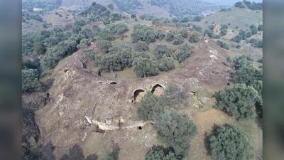 Római kori gladiátorarénát tártak fel Törökországban
