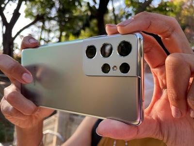 Jobb fotókat csinál a Snapdragon chipes Galaxy S21 Ultra