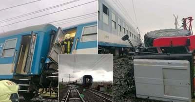 Újabb részletek derültek ki az Újfehértónál történt vonatbalesetről