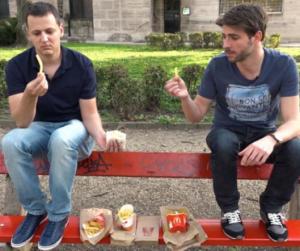 Meki vagy burger king: melyik gyorsétteremben a legjobb a sült krumpli? Teszt!
