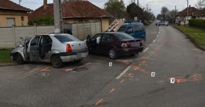 Két közlekedési baleset is történt kedden Békésben