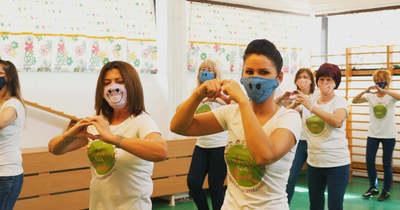 Videó: A nyíregyházi Kikelet Óvoda is csatlakozott a táncos kihíváshoz